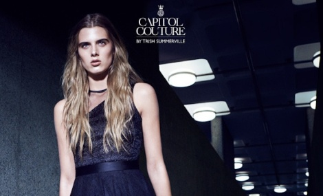 Metallic Dresse by Capitol Couture