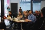 Judges - Ivan Askwith, Peter Hirshberg, Bob Pollum, Shannon Spanhake, Patricia Martin
