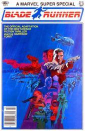 Marvel Blade Runner Special
