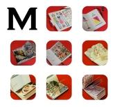 New Moleskine Monogram